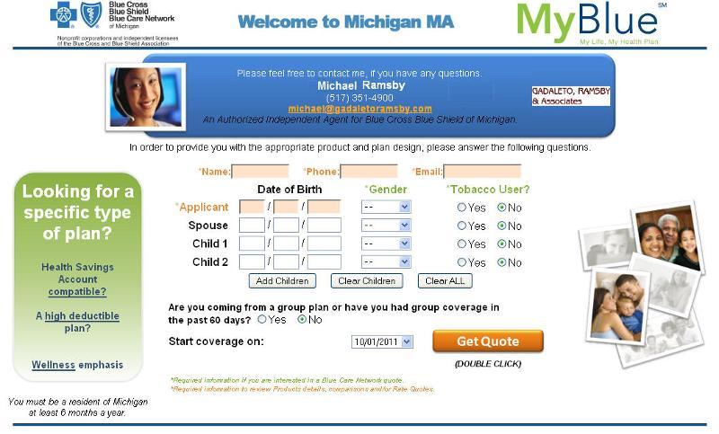 Michigan MA screenshot