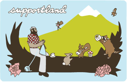 Buy Local - Supportland