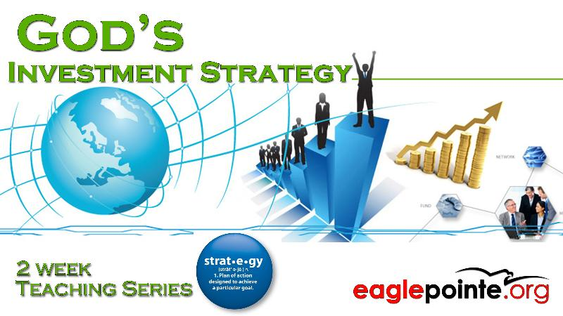 EPC - God's Investment Strategy