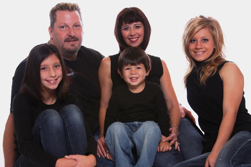 Koepka Family - Nov 2010