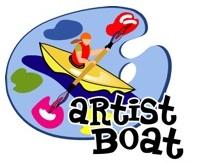 Artist Boat Logo