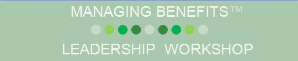 "Managing Benefitsâ""¢ Leadership Workshop"