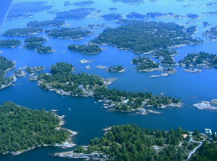 Ariel Islands