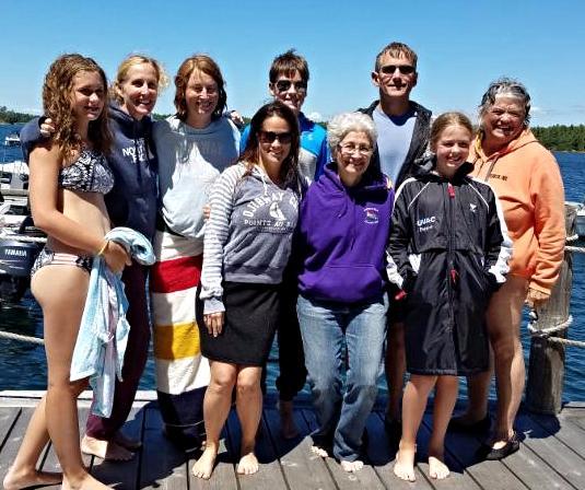 White Star Swim Winners