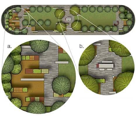 01 New Garden park Plan
