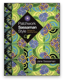 Patchwork Sassaman Style book cover