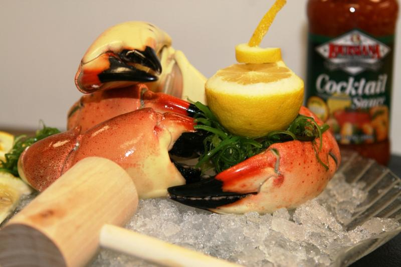 Attention Crab Lovers!!! Stone Crab Claws, King Crab Legs