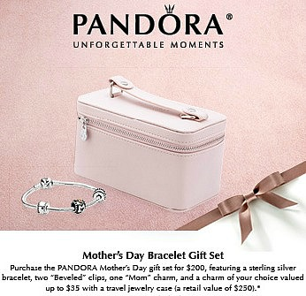e16a0160149 Watch Giveaway, Mother's Day, Limited Edition Pandora, Gift Sets, & More