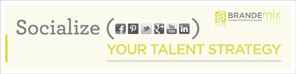 Socialize Your Talent Strategy - header