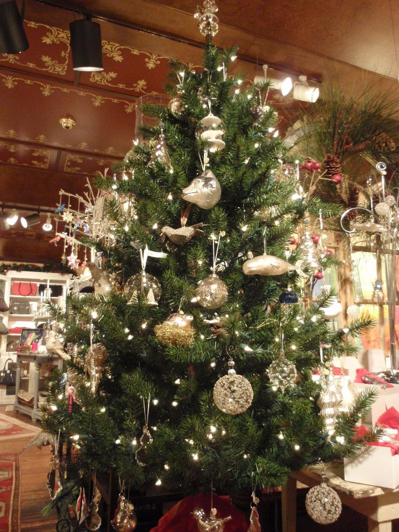 Christmas Tree at Ballard's