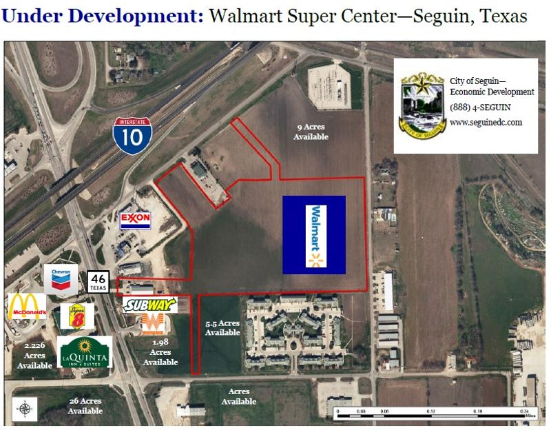 Second Dollar General Store Coming to Seguin,TX