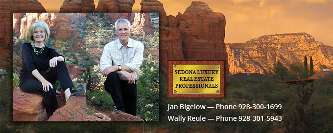 Jan Bigelow & Wally Reule