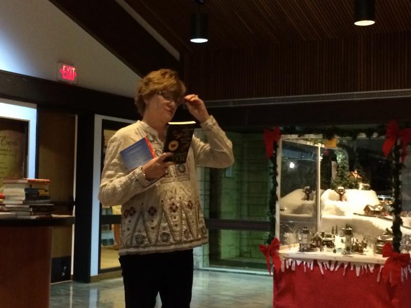 Valerie Koehler Annual mtg dec. 2013