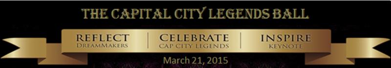 Cap City Banner