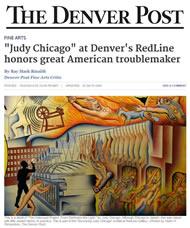 Denver Post Article
