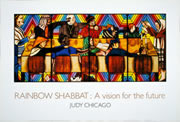 Rainbow Shabbat: A Vision for the Future Poster