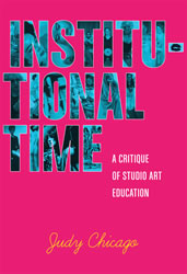 Institutional Time book cover
