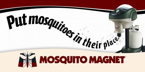 Mosquito Magnet Demo