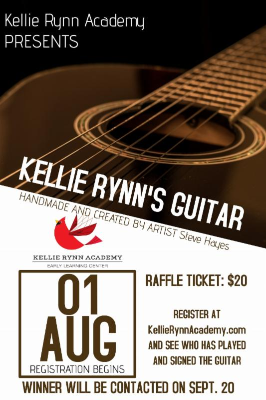 More information on the raffle