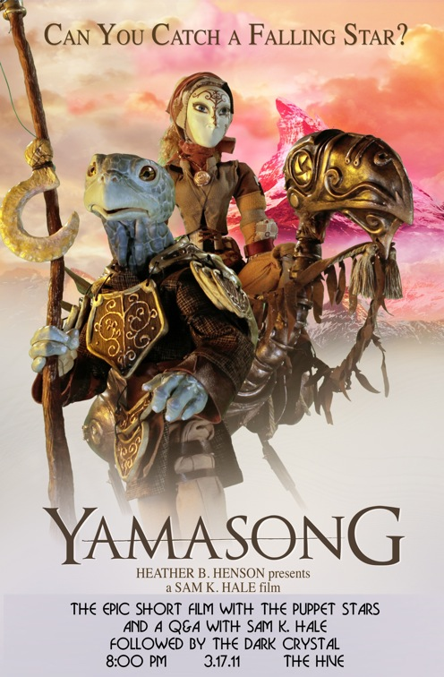 Yamasong Promotional Flyer