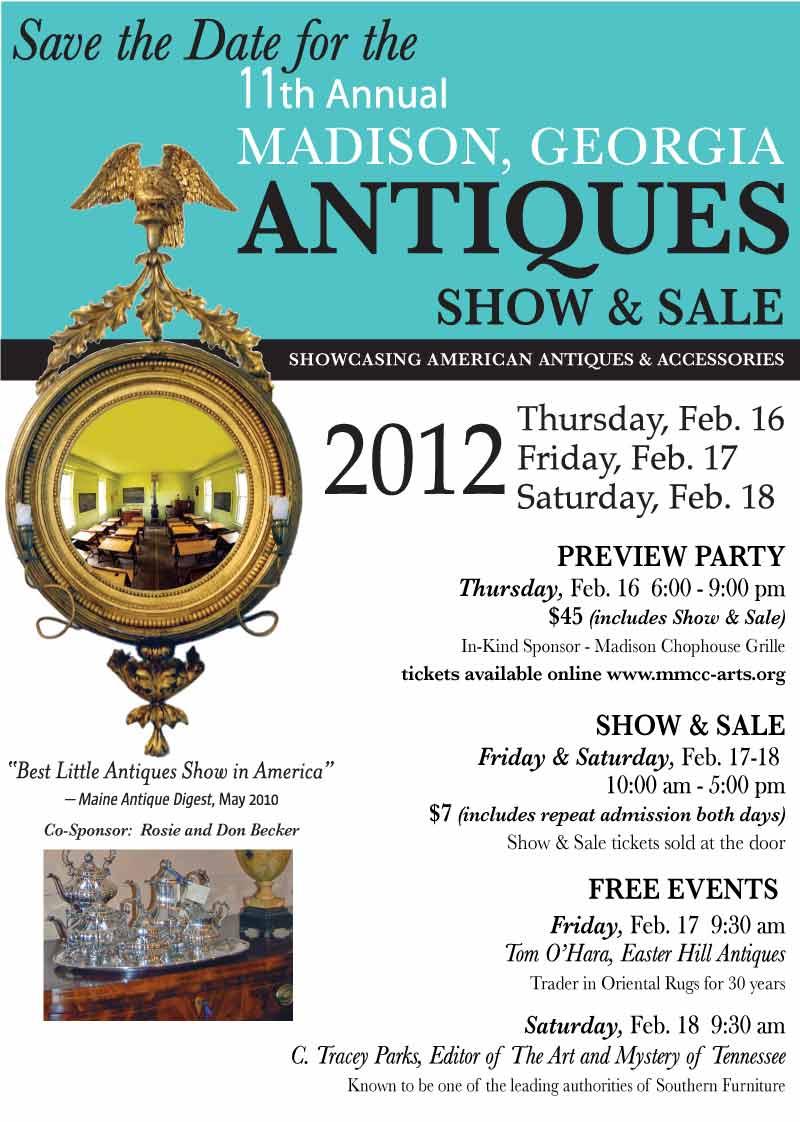 2012 Madison Antiques Show & Sale