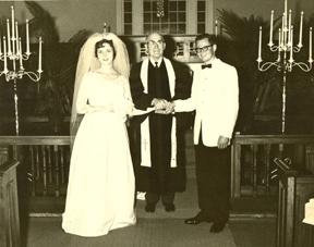 Mullins wedding photo