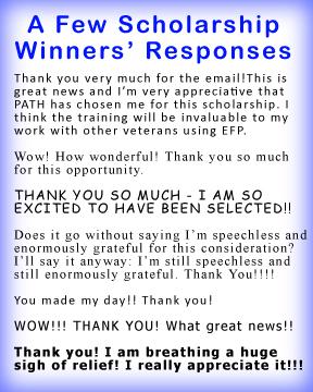 winners responses