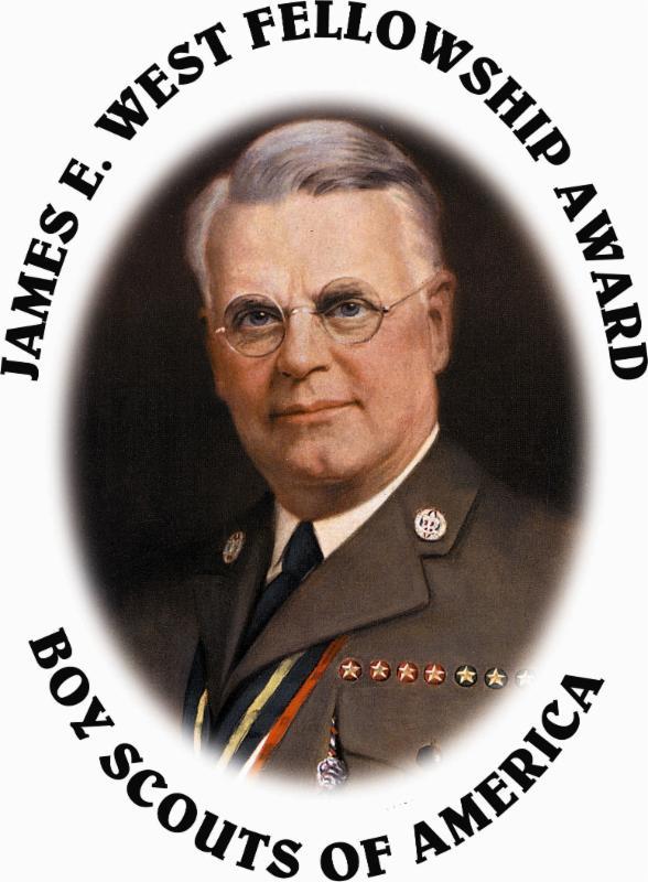 James E West