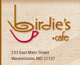 Birdie's Cafe Logo