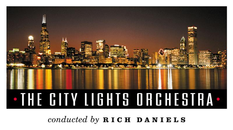 THE CITY LIGHTS ORCHESTRA LOGO