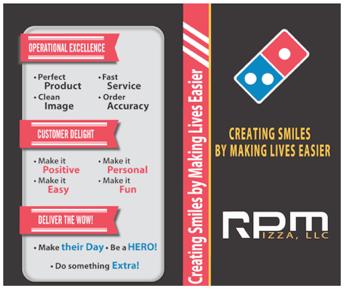 Domino s pizza john dijulius customer experience blog for Dominos pizza salon