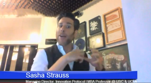 Sasha Strauss-Service Secrets