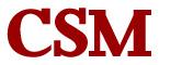 CSM-Sponsor