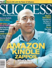 Jeff Bezos from Amazon
