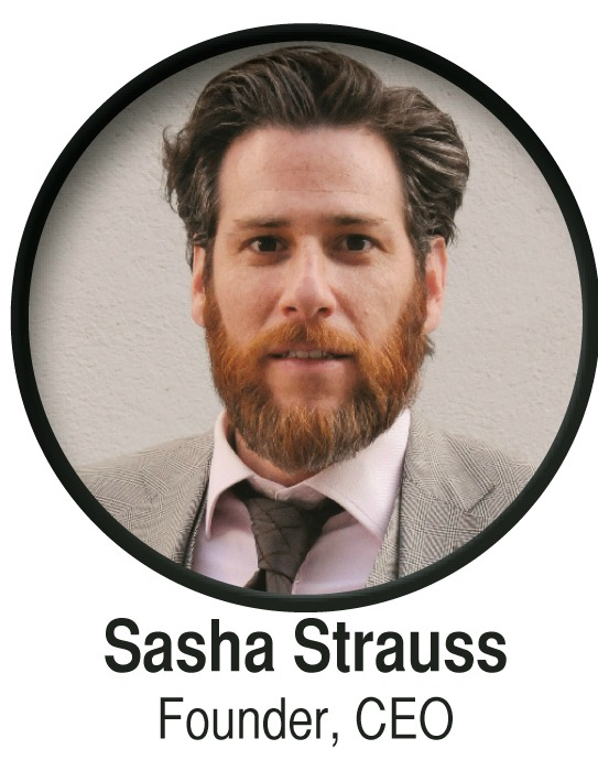 Sasha Strauss