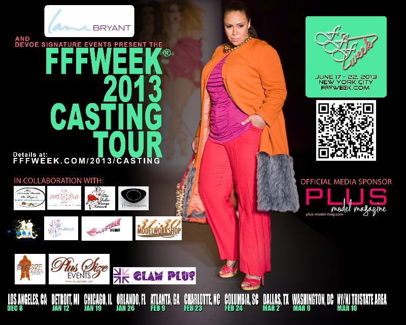FFFWeek 2013 Tour Flyer