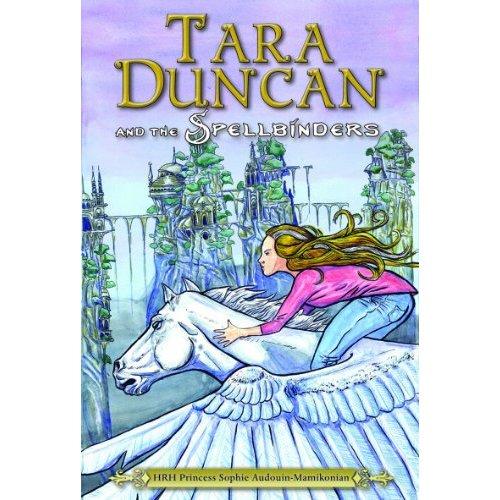 Tara Duncan and the Sp[ellbinders