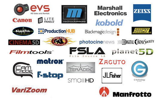 2012 canon boot camp sponsors