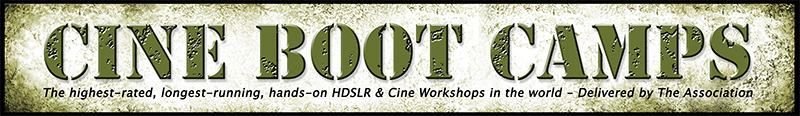 CINE BOOT CAMP Banner ThinBorder