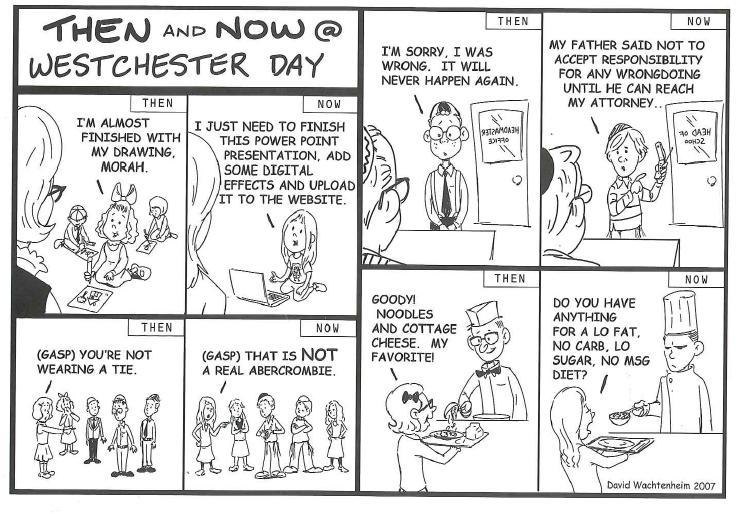 WDS Comic