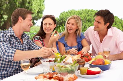 Summer Dining