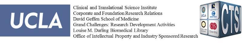 UCLA & CTSI Logos