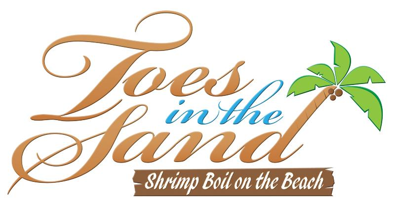 Toes in the Sand Logo