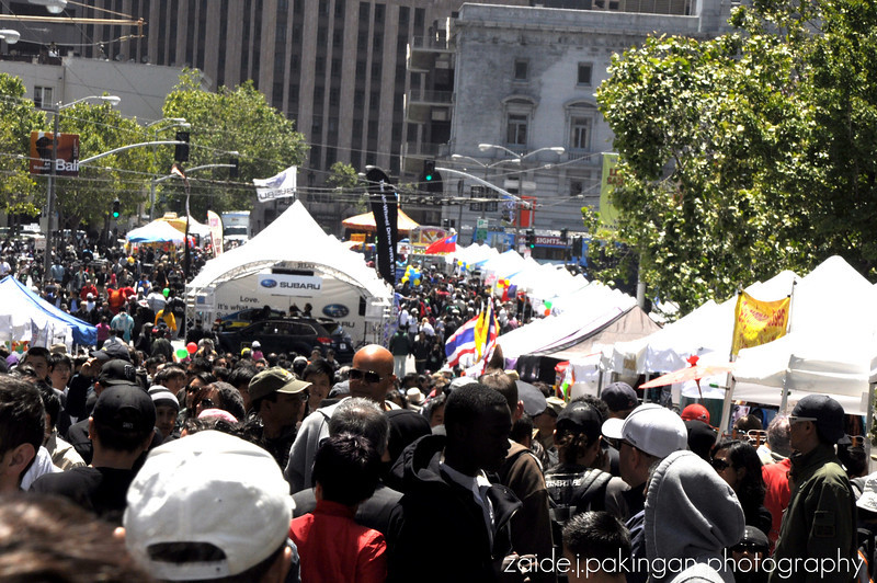 AHSC 2011 Crowd
