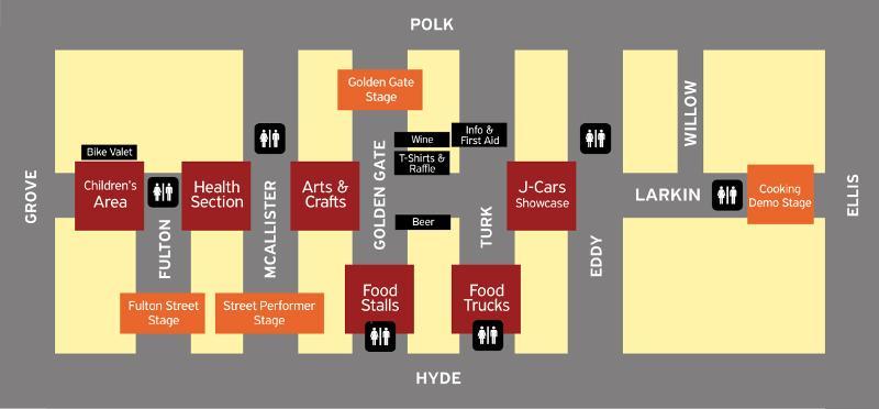 AHSC 2012 map