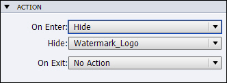 Adobe Captivate: Hide a Slide Object