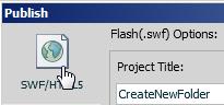 SWF/HTML5