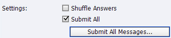 Adobe Captivate: Submit All option