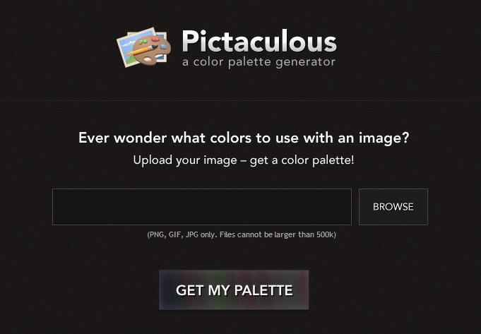 Get My Palette