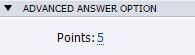 Adobe Captivate 6: Advanced Answer Option